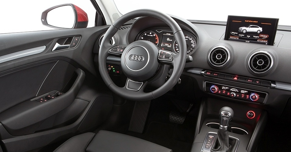 Audi A3 Sedan - interior - painel