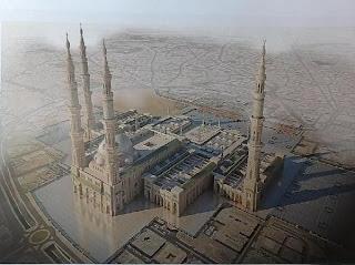 توسعة الحرم النبوي