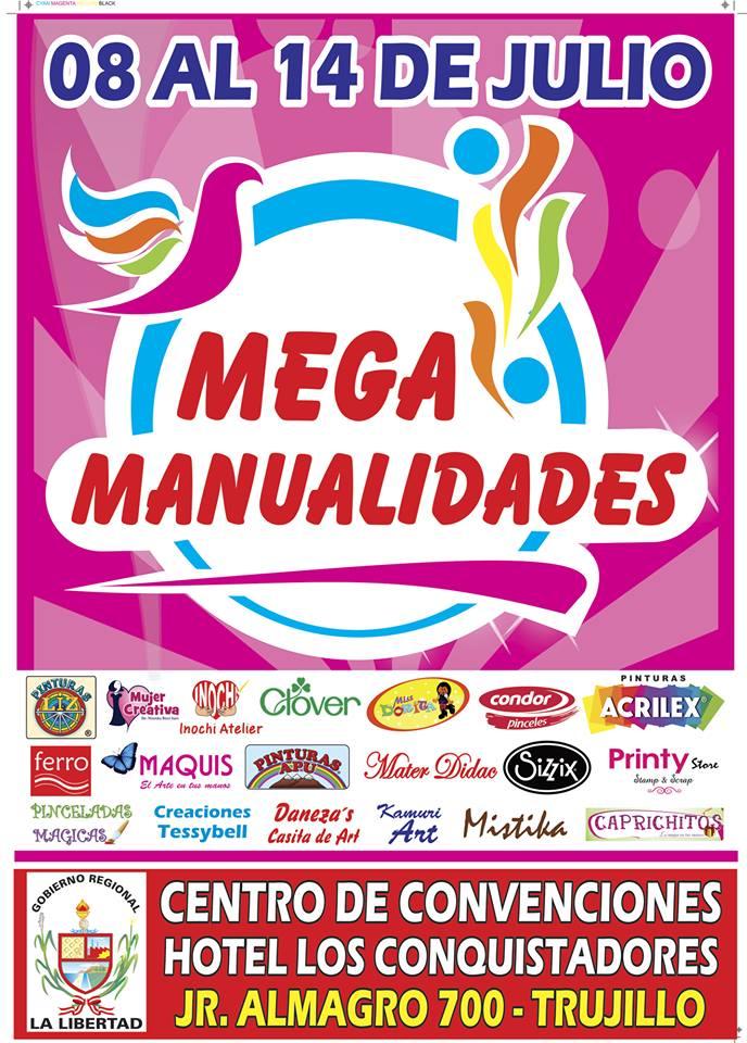 Monica sanchez minchola feria mega manualidades trujillo - Feria de manualidades en barcelona ...