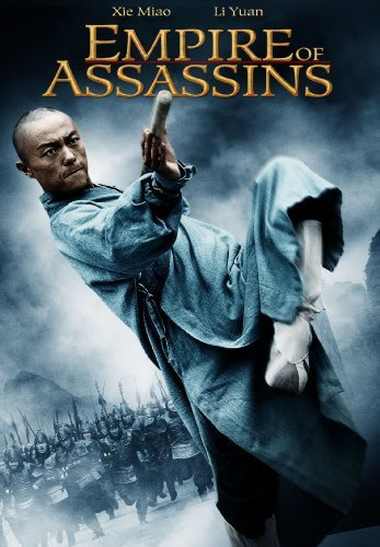 Filme Poster Império dos Assassinos DVDRip XviD & RMVB Legendado