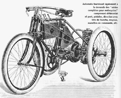 Automoto De Dion (1899)