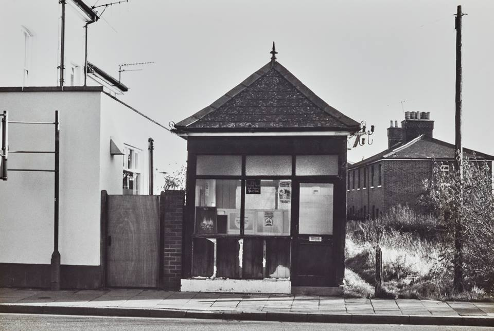 Coal Office at Cosham station