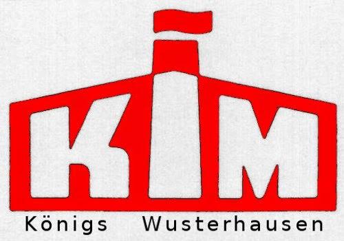 Logo des Vorgängervereins BSG KIM Königs Wusterhausen