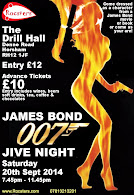 James Bond Dance