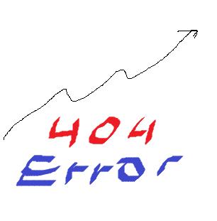 menghindari error 404 halaman tidak ditemukan