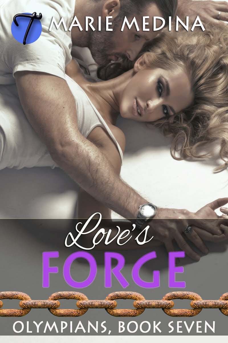 Love's Forge (Olympians 7)