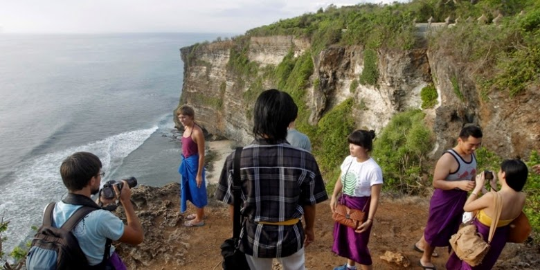 Tourists visit China to Indonesia Continues to Increase