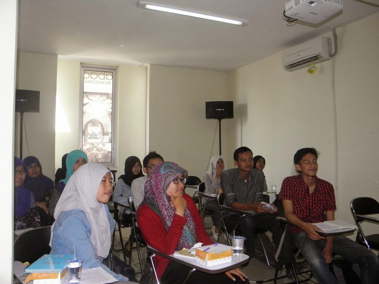 Pelatihan Komunikasi bersama KOPMA Universitas Siliwangi