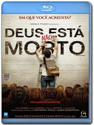 Deus Nao Esta Morto AVI BDRip Dual Audio+ BRRip + Bluray 720p e 1080p