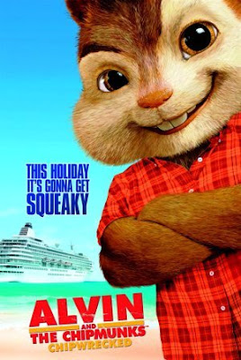 Alvin y las ardillas 3 (Alvin and the Chipmunks 3)(2011)