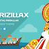 Horizillax - Horizontal Parallax WordPress Theme