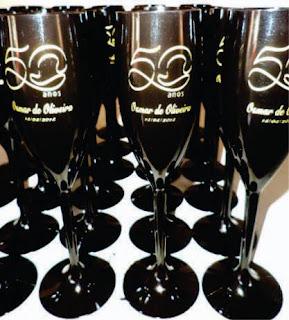 Taças de Acrílico Personalizadas para Festas