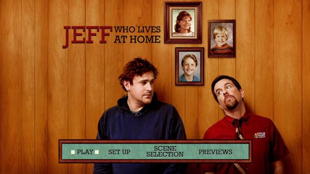 Jeff El Mas Flojo de la Casa DVDR NTSC Español Latino Descargar
