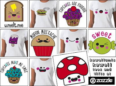 Kawaiiumis at Zazzle