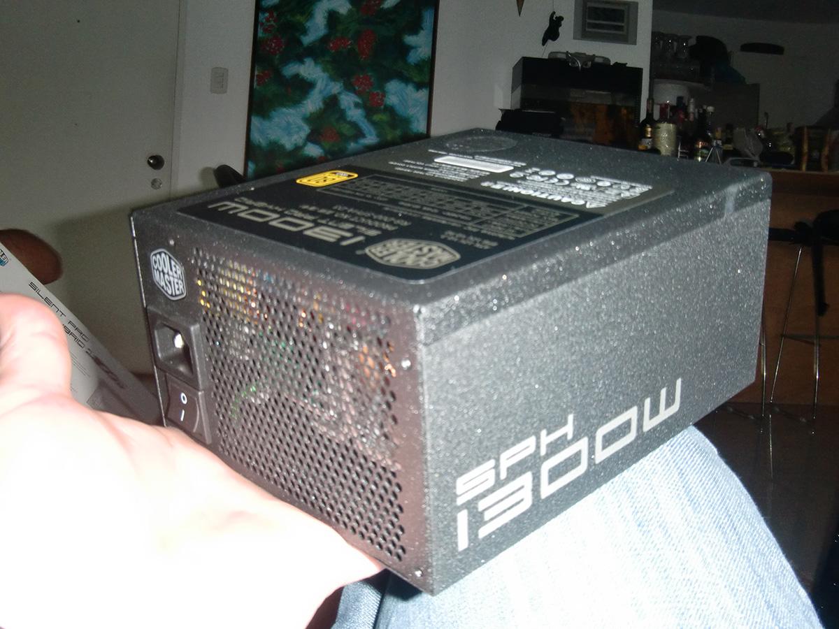 Cooler Master Silent Pro Hybrid 1300W