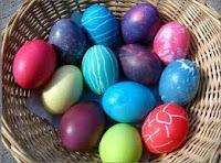 Historia de los huevos de pascua