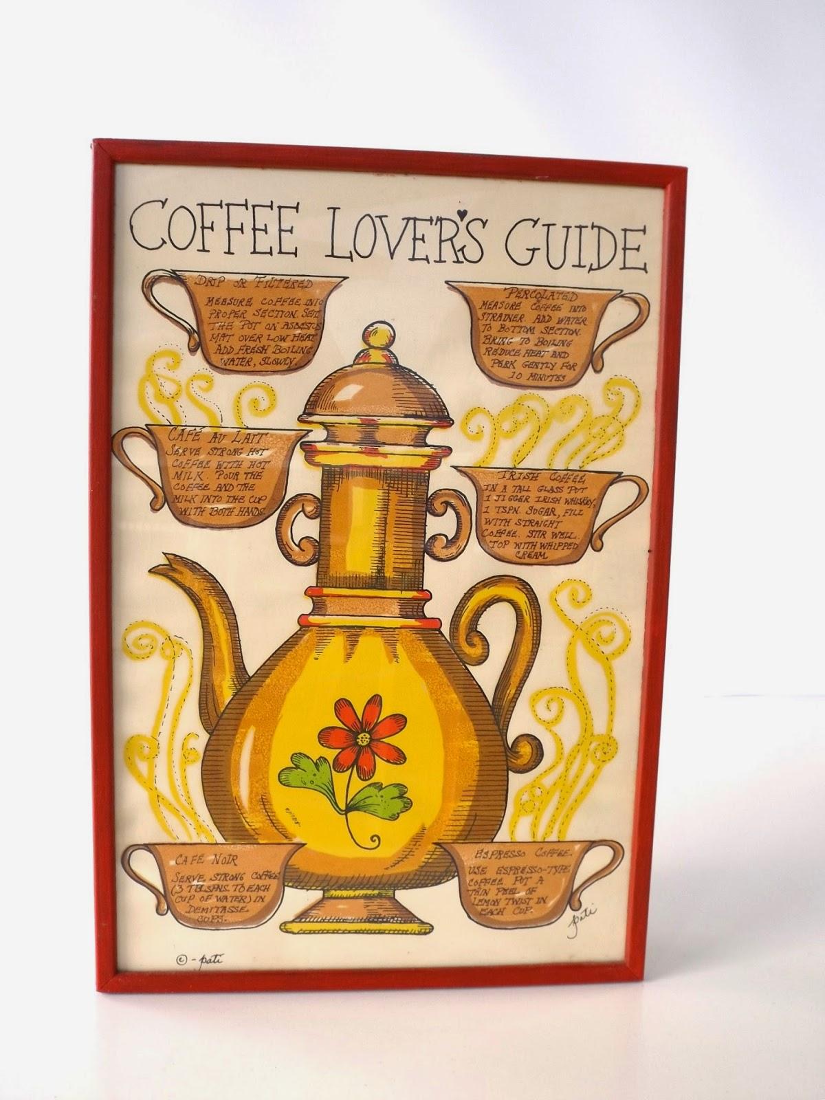 Still Stunning Vintage Resale: Vintage Artwork/ Wall Hanging/ Coffee ...