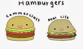 Hamburgers..Soo Cute heheh