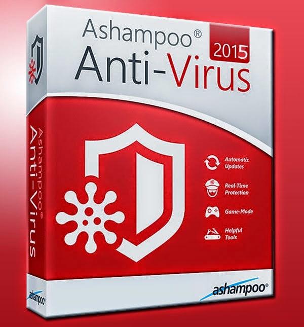 Ashampoo Anti-Virus 2015 1.2.0 Full Version