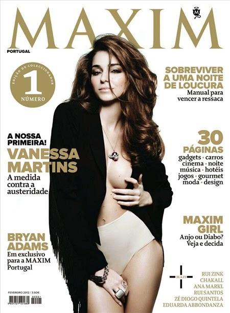 Vanessa Martins – Maxim Portugal