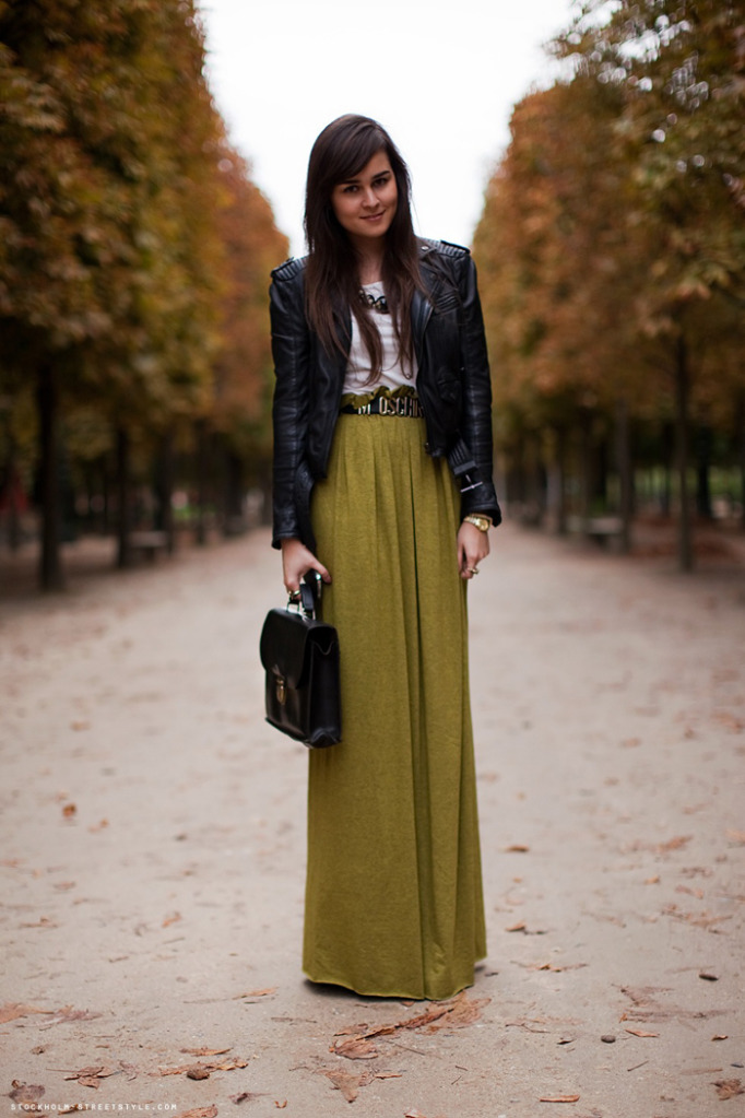 my fashion tricks style maxi skirts