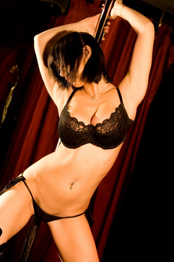 Exercise such as erotic pole dancing increases blood flow all over the body - including to the genitals. Better circulation means enhanced sexual pleasure and sex lives as well.