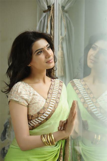 Samantha Latest Hot Photos In Saree