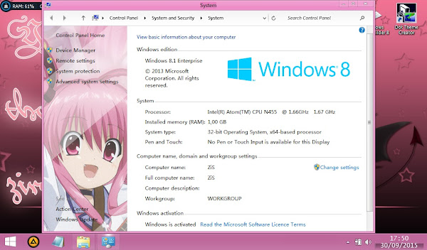 Yui Angel Beats – Win 8/8.1 5