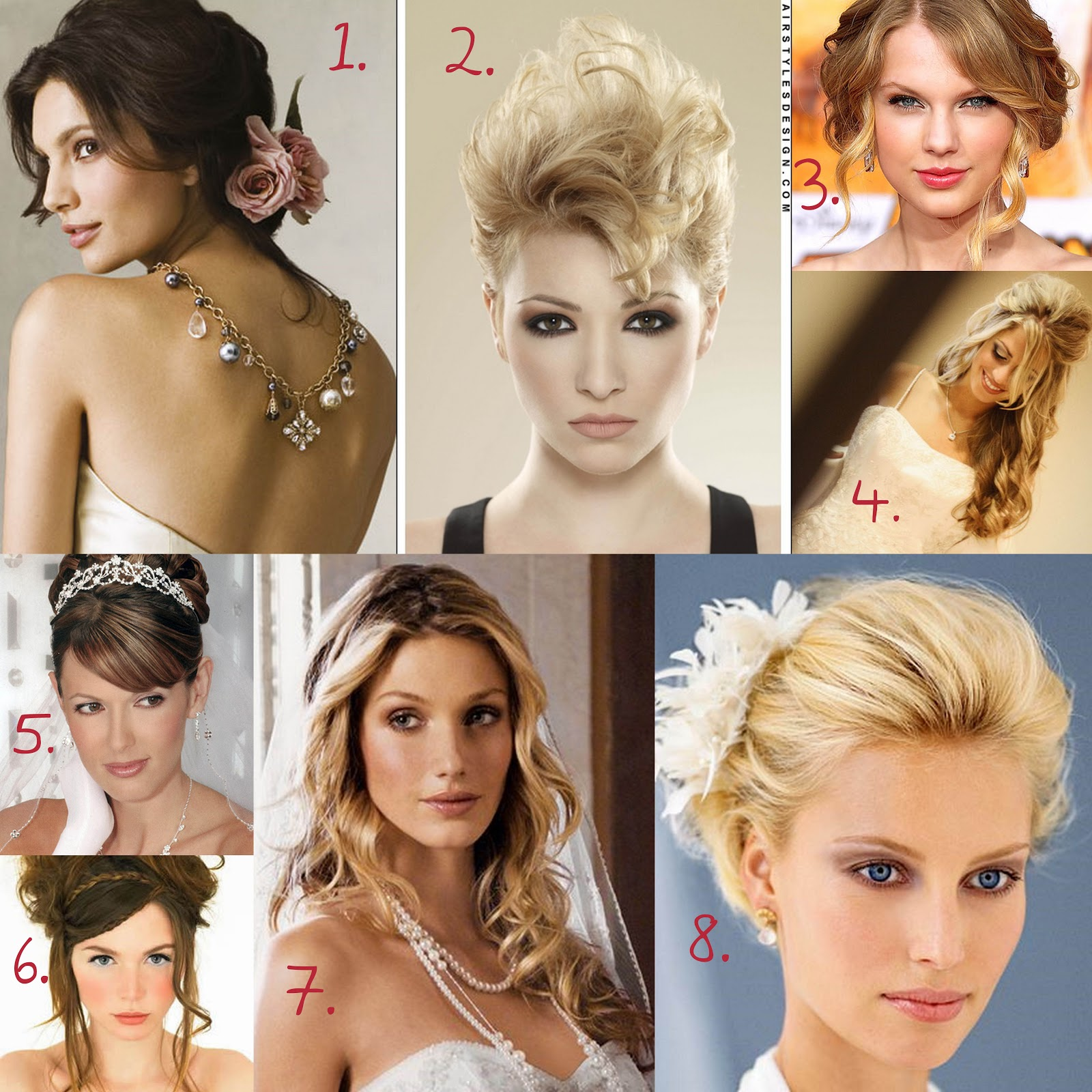wedding hairstyles for fine hair