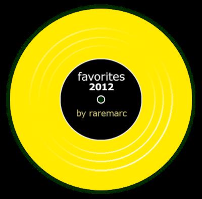 favorites 2012
