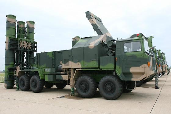 HQ-9/FD2000 missile defence system