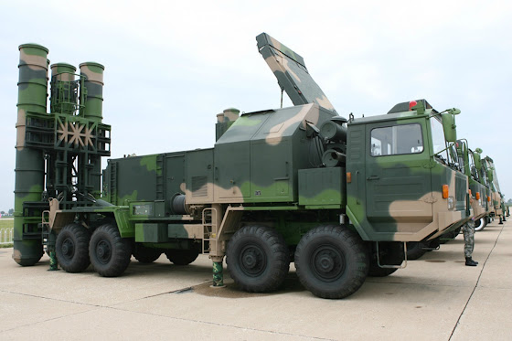 HQ-9/FD2000  missile defense system