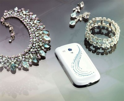 Samsung Galaxy S3 Mini Crystal Edition, Smartphone Cantik Untuk Kaum Hawa