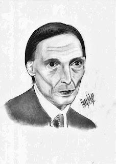 Retrato de um homem (desenho)