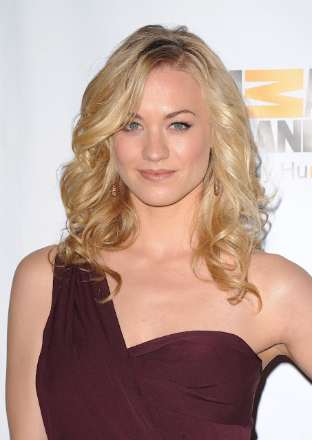 Yvonne Strahovski has signed on to be the Token Hot Chick on Decter