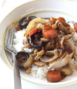 Slow-cooked Chinese Five Spice Chicken recipeby seasonwithspice.com