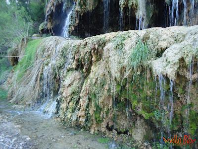 Cascada termala