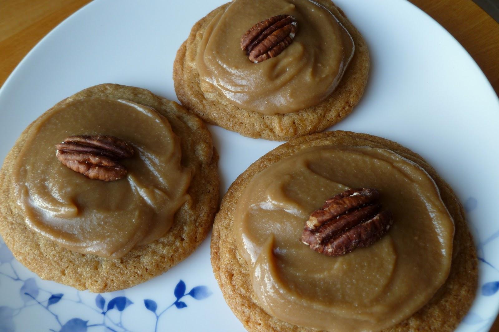The Pastry Chef's Baking: Pecan Praline Cookies