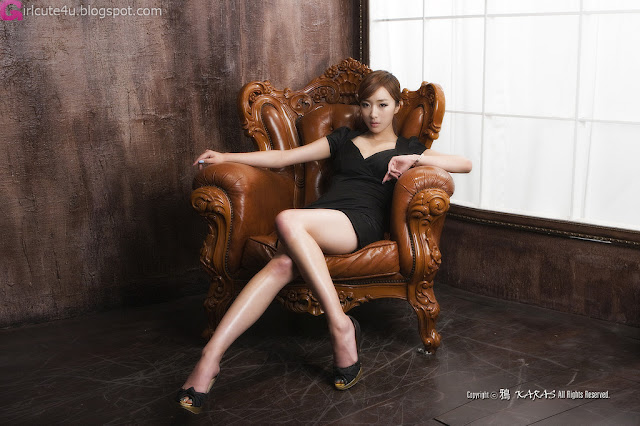 1 Minah in Black-very cute asian girl-girlcute4u.blogspot.com