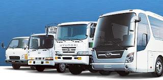 Грузовые автомобили марки Hyundai