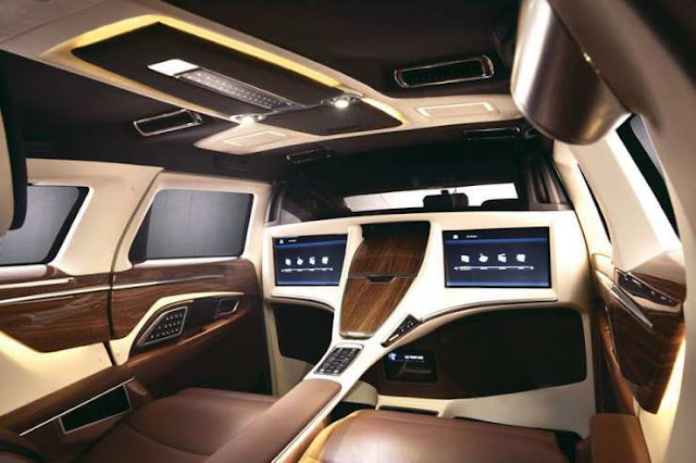 Toyota Innova - Luxury Interior-3