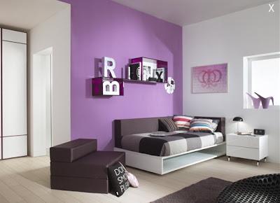 dormitorio juvenil chica