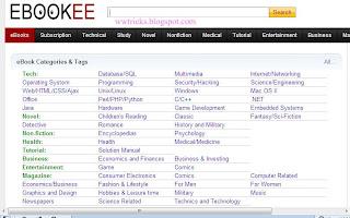 Free e-book sites