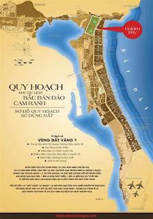 Dự án golden bay, cam ranh - khánh hoà giá tốt nhất chỉ 3 triệu/ m2