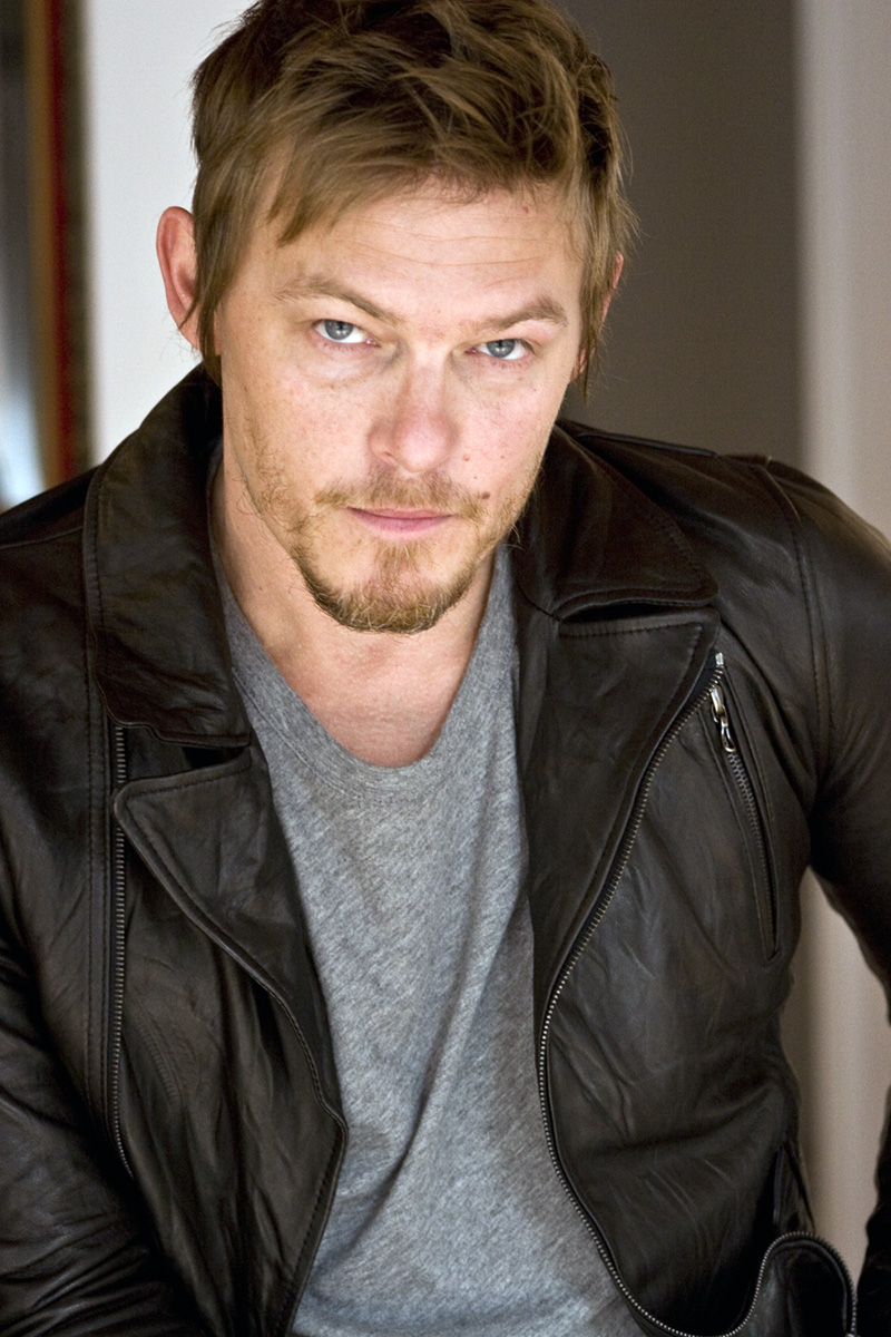 for ladygunn magazine with the awesome norman reedus such a fun dayNorman Reedus