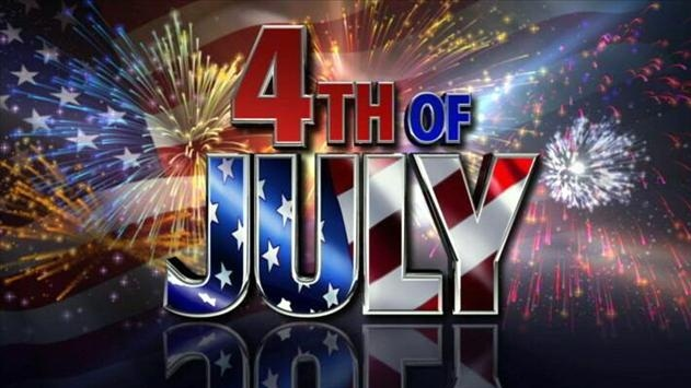 Fourth Of July Fireworks Images For Sharing With Friends