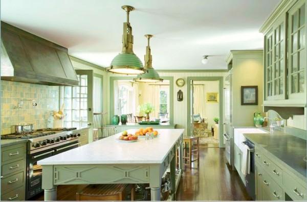 Paneled Light Kitchen Change Lightbulbs