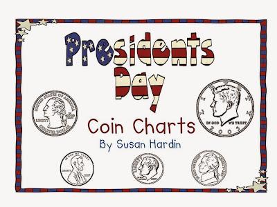 http://www.teacherspayteachers.com/Product/Presidents-Day-Coin-Charts-564521