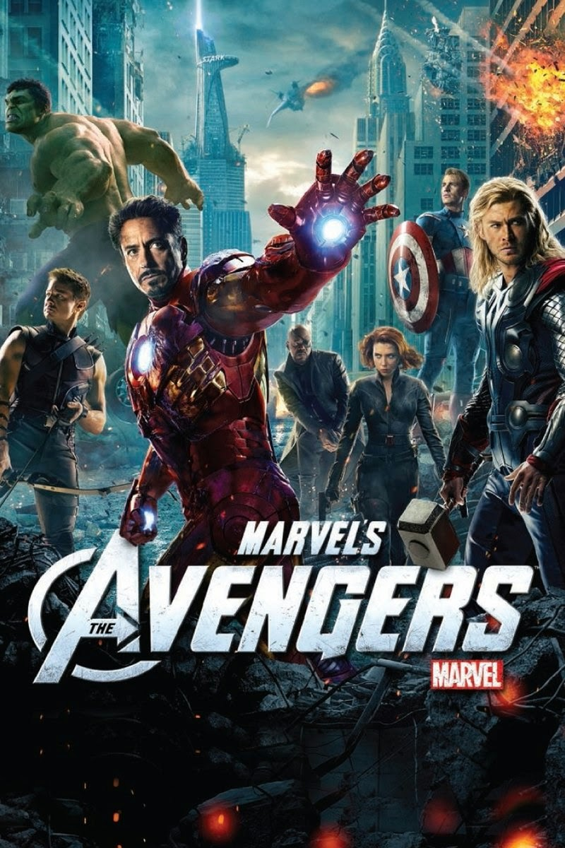 The Avengers (BRRip 1080p Dual Latino / Ingles) (2012)