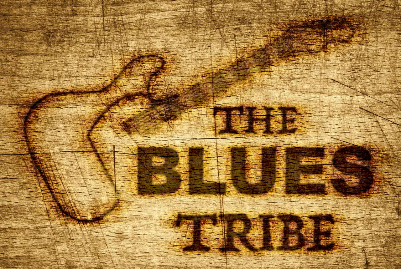 The Blues Tribe Podcast